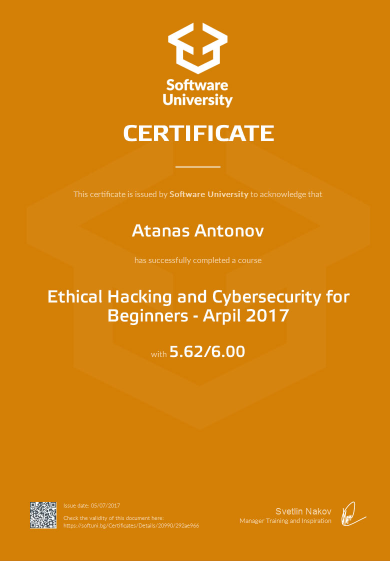 Ethical Hacking & Cibersecurity
