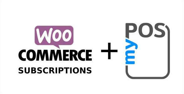 myPOS for WooCommerce Logo