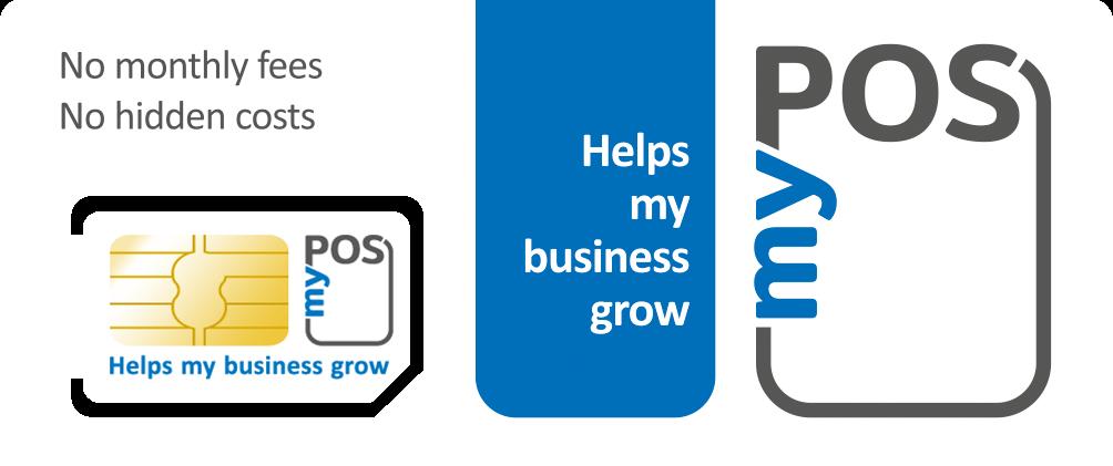 MyPOS Advertizing sim card